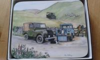 Landrover Placemats