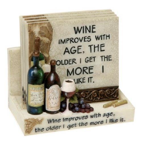 Classic Wine Coasters