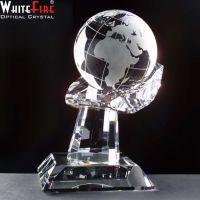 Globe In Hand 8.5