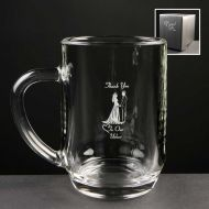 Thank you to our Usher Glass Tankard